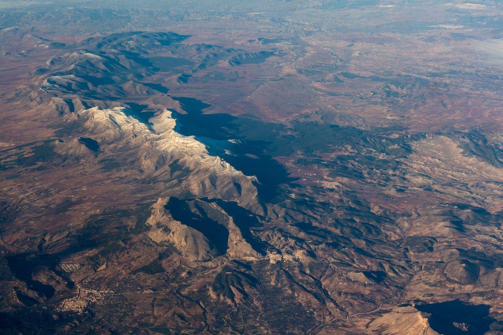 Sierra de Maria Los Velez Natural Park