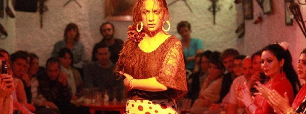 Escapada Granada tablao Flamenco