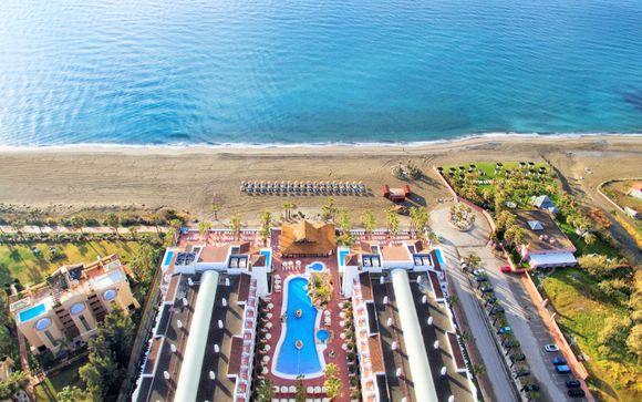 Hotel Iberostar Costa del Sol toboganes