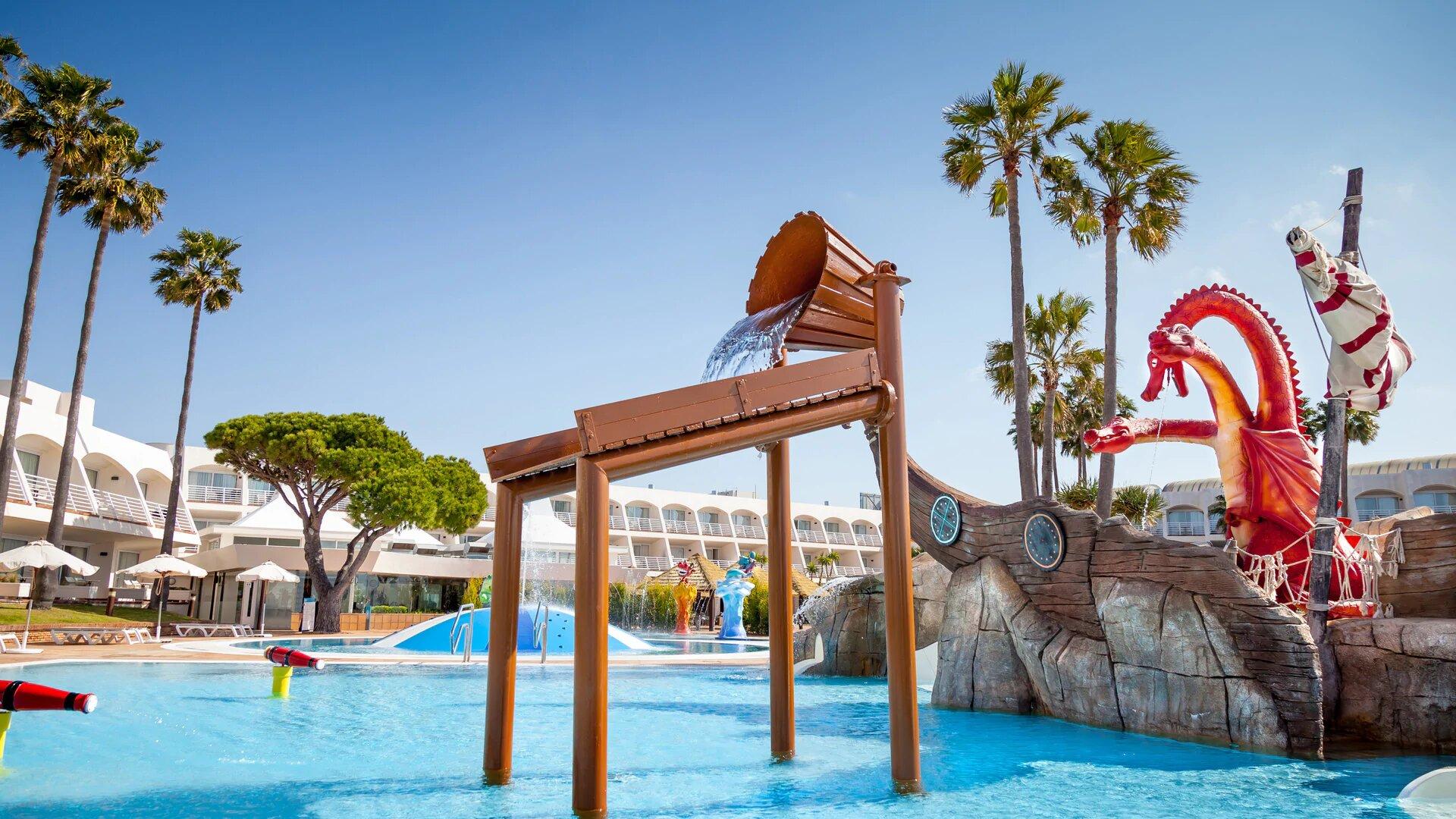 Hotel Iberostar Selección Royal Andalus Chiclana Toboganes