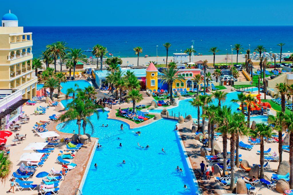 Hotel Mediterráneo Park enAlmería Roquetas de Alería