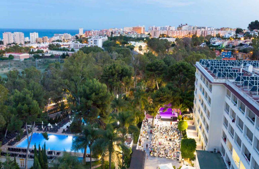 Hotel Roc Costa Park Torremolinos toboganes