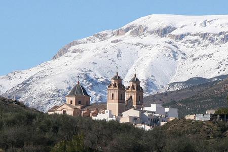 Vélez Rubio viajar a Andalucia